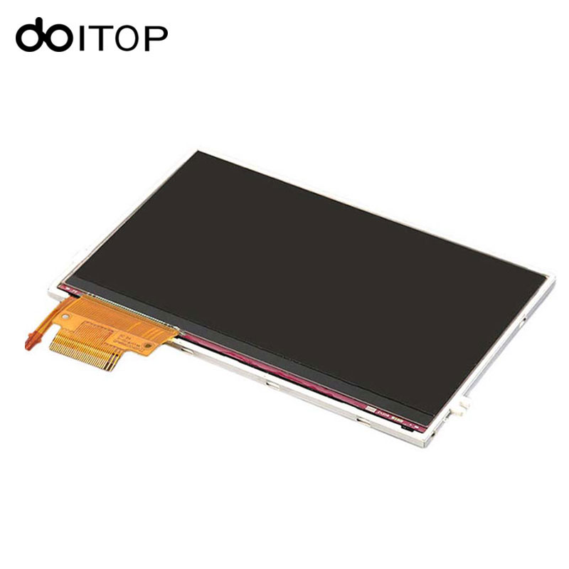 DOITOP 100% Tested New LCD Display Backlight Screen Replacement LCD for Sony for PSP 2000 Repair Parts