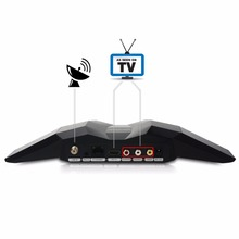 5PCS Original SOLOVOX R8 1080p Full HD Digital Satellite Receiver TV Support USB port Youporn YouTube CCCAM XTREAM WHEEL H.265