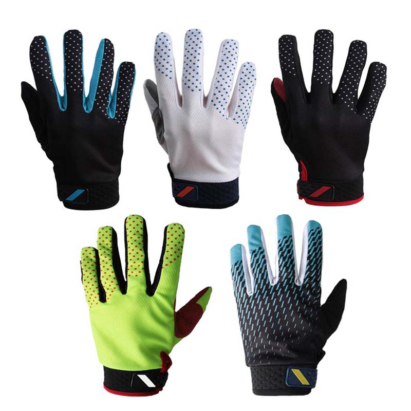 1Pair Cycling Gloves Men Sports Full Finger Anti Slip Breathable Motorcycle MTB Road Bike Bicycle Winter Gloves