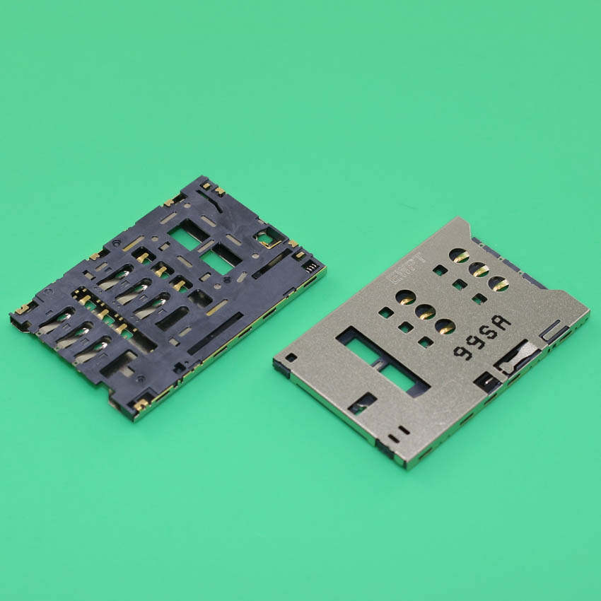 YuXi For Huawei U9200 T9200 P1 Sim Card Reader Holder Tray Slot 26*17.5*1.4mm