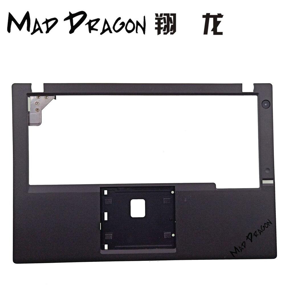 MAD DRAGON nouvelle marque ordinateur portable boîtier supérieur housse de protection pour lenovo ThinkPad X260 clavier lunette-AP0ZK000200 01AW440