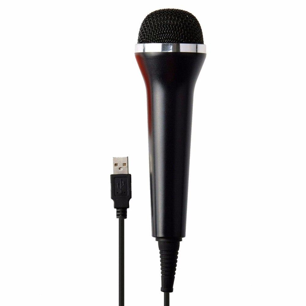 Offizielle gitarre hero mikrofon wired usb mic für xbox 360/microsoft/wii u spielkonsole...
