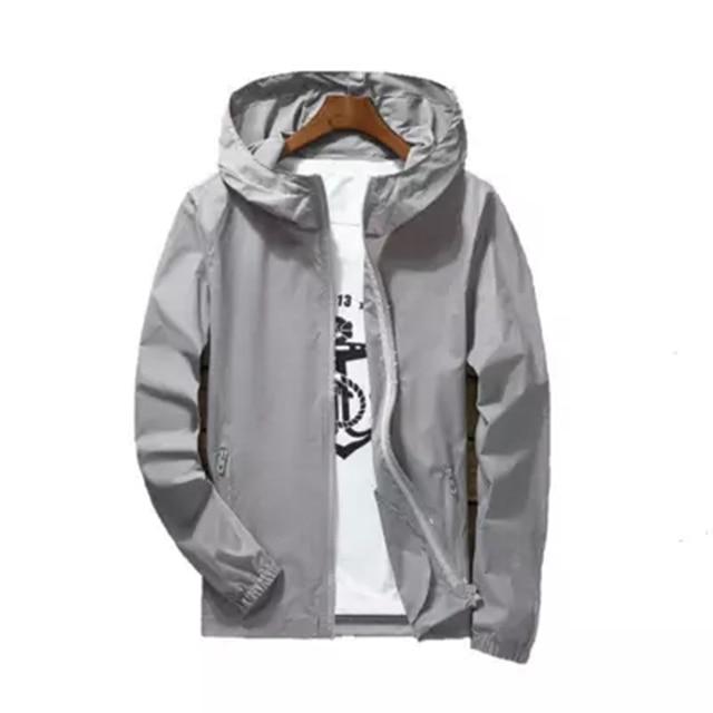 Waterproof Coats And Jackets Mens Coats Jacket Chaquetas Hombre Punk Rave Men Clothes 2018 Sudadera Hombre Con Capucha 50J0055