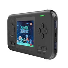Charging Treasure Mini Handheld Game Console Mobile Power Built-in 416 Games Nostalgic Childrens Gift Best