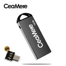 Ceamere C12 فلاش USB محرك 8 جيجابايت/16 جيجابايت/32 جيجابايت/64 جيجابايت القلم محرك بندريف USB 2.0 فلاش محرك الذاكرة عصا ديسك يو اس بي 512MB 256MB