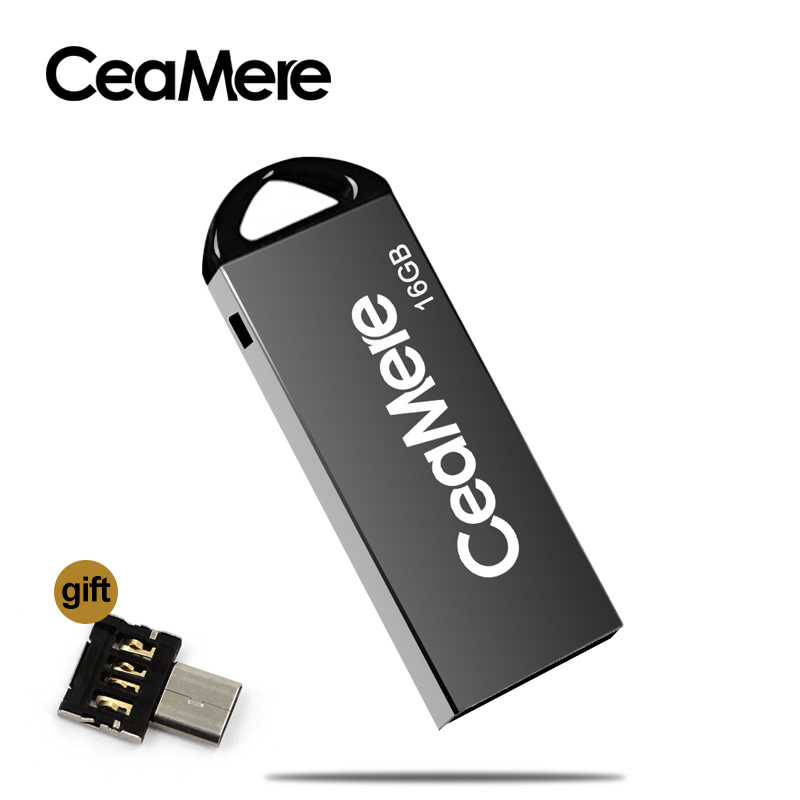 Ceamere C12 USB Flash Drive 8GB/16GB/32GB/64GB Pen Drive Pendrive USB 2.0 Flash Drive Memory Stick  USB Disk 512MB 256MB