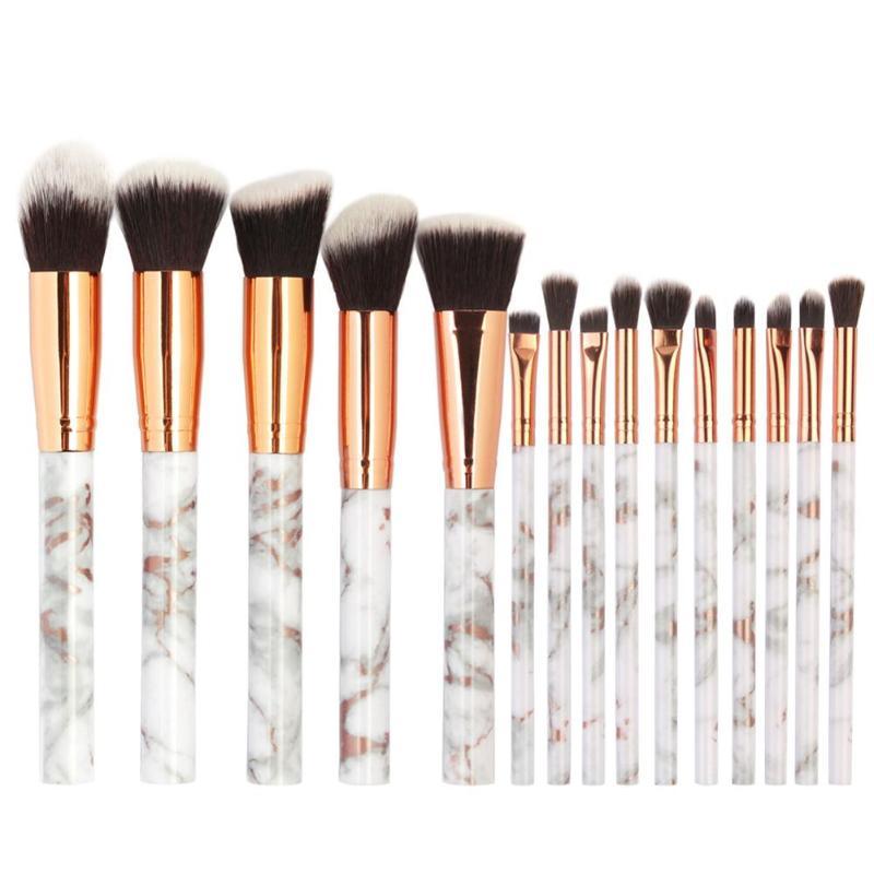 15pcs brushes