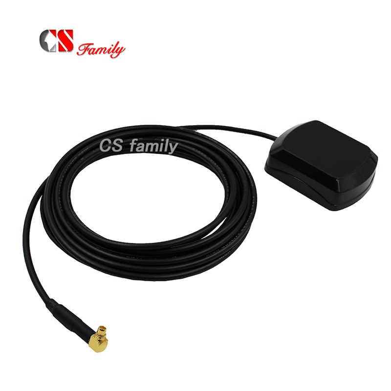 Antena GPS MMCX-un interior GPS MMCX-un Enchufe Recto Cable len5m Imán