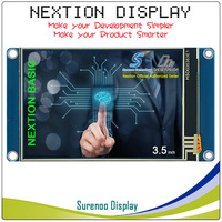 3.5 English Version Nextion Basic HMI Intelligent Smart USART UART Serial Touch TFT LCD Module Display Panel for Arduino