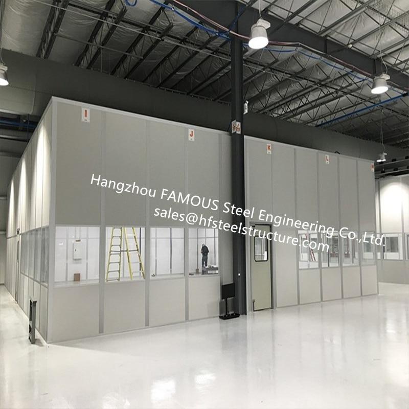 China Provider Bio-Pharma Cold Storage Medical Laboratory Freezer Clean Room