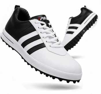 PGM Golf Shoes Golf Sneakers Men's Waterproof Shoes Nailless Breathable Shoes - DISCOUNT ITEM  27% OFF All Category
