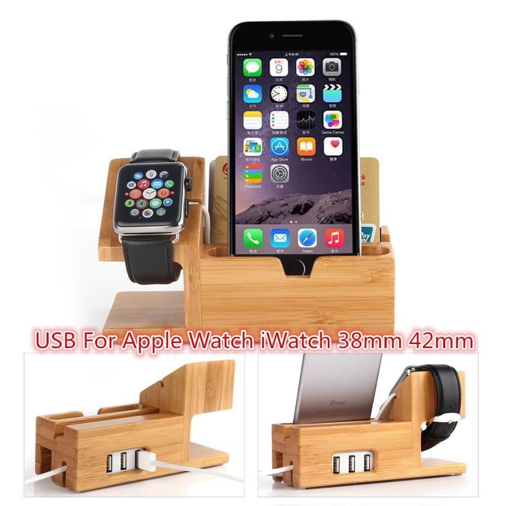 Həqiqi Sahib Bamboo Apple Watch / İPhone üçün Galaxy A5 J7 S5 S6 - Cib telefonu aksesuarları və hissələri - Fotoqrafiya 6