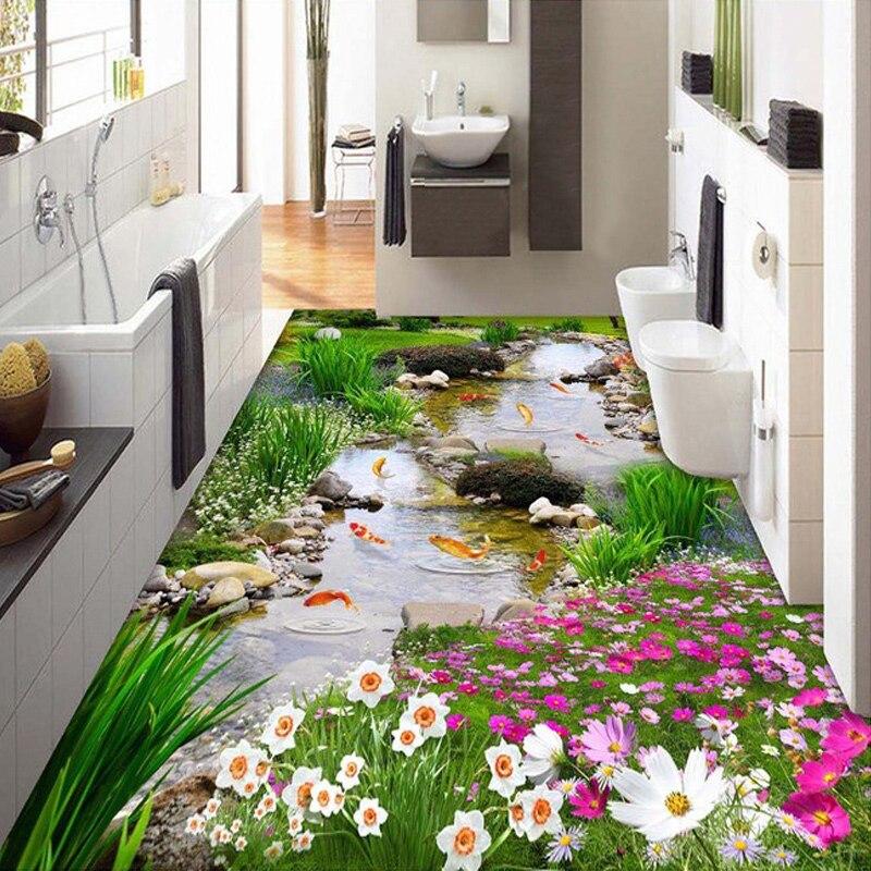 Aliexpress.com : Buy Custom Photo Wallpaper Pastoral