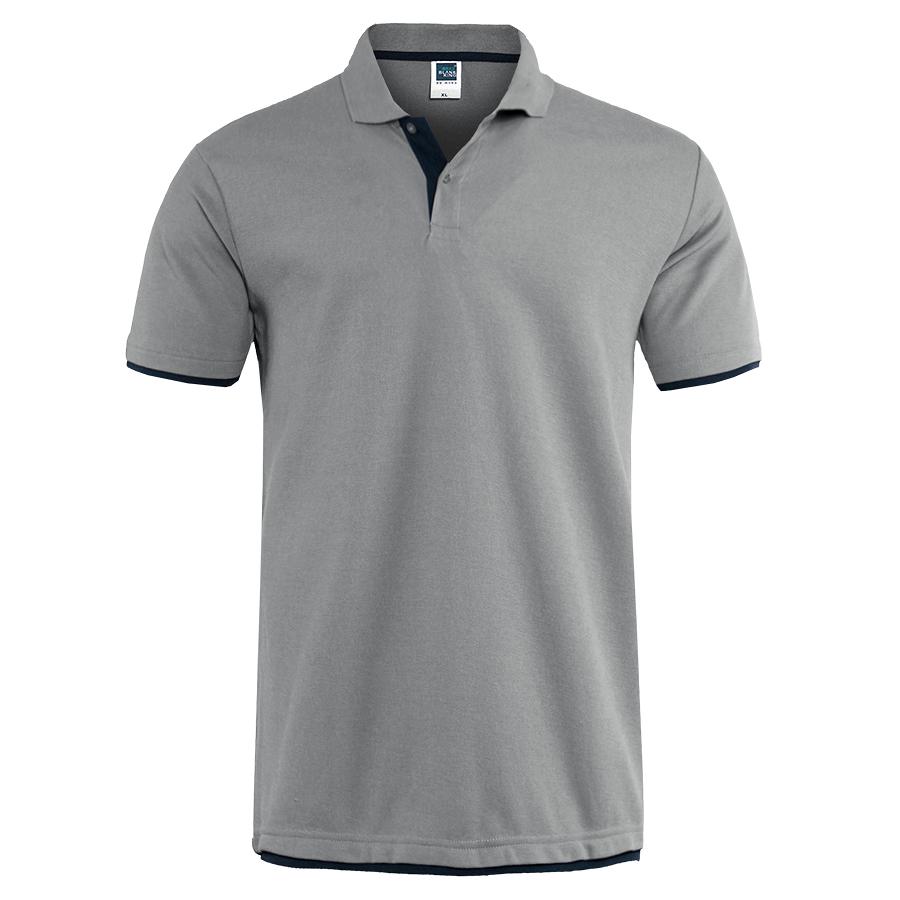 Mens Polo Shirt Brands Clothing 2019 Short Sleeve Summer Shirt Man Black Cotton Poloshirt Men Plus Size Polo Shirts 4
