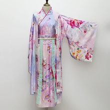 Photo Studio Costume Flower Cosplay Clothing Film Tang Dynasty Concubines Princess Robe Fairy Dress Chinese Lady Hanfu Clothes(China)