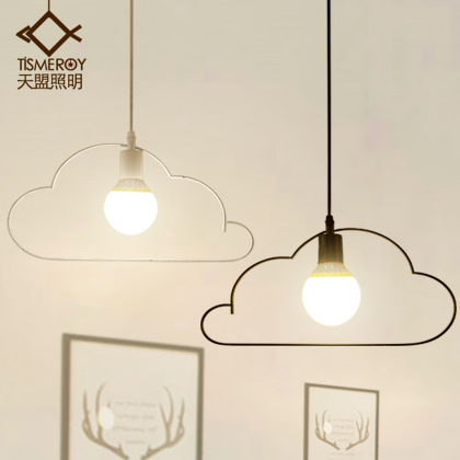 Simple Iron Chandelier bedroom living room became modern restaurant balcony stairs aisle bar corridor lamp chinese style iron aisle stairs lamp balcony single head small chandelier hall bedroom bedside lamp lights restaurant zs91 lo10