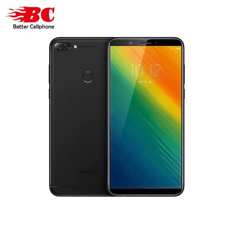 Original Lenovo K5 Note SmartPhone Dual Rear Camera 16MP Snapdragon 450 Octa-Core 3GB RAM+32GB ROM 3760 mAh Fingerprint