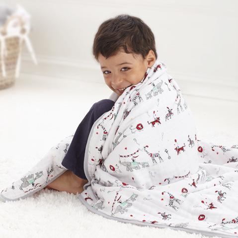 2016 Promoción de Rayas 0-3 Meses Bebé Mantas Recién Nacido 4 capas Engrosamiento Muselina Swaddles Manta 120*120 cm algodón Toalla Del Cabrito