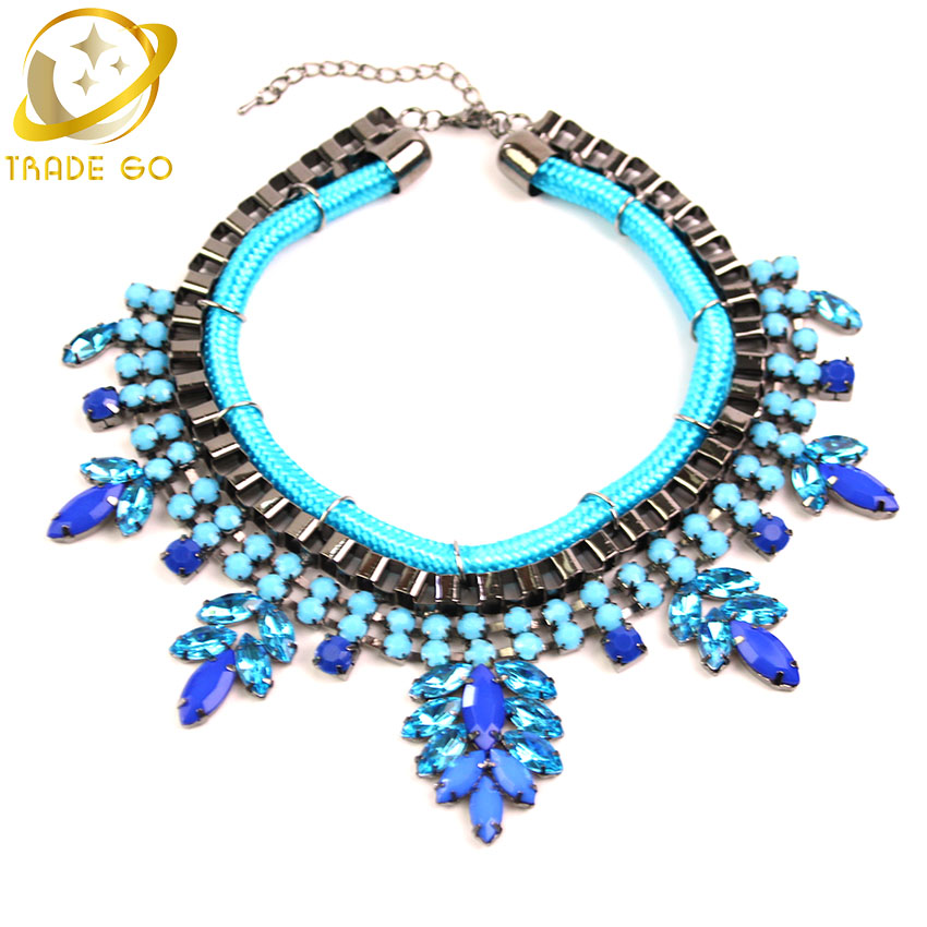 Multilayer Cross Women Charm Necklaces & Pendants Braided Leather Cord Fashion Jewelry Elegant Brand Of Style Statement Necklace
