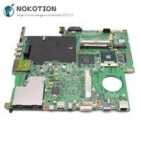 NOKOTION MBTK301001 MB. TK301.001 48.4T301.01N Para Acer Extensa 5620 laptop motherboard 965PM DDR2 com slot gráfico cpu livre