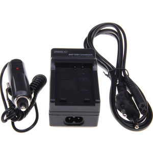 Image 2 - Зарядное устройство для аккумулятора и автомобильный адаптер, NP F550 SONY NP F550 F970 F960 F770 F750 F570 F730 FX1000E
