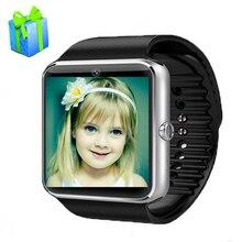 Smart Watch GT08 SmartWatch With Camera Bluetooth Android Phone SIM Card MP3 Fitness Waterproof Smart Watch Wrist Clock