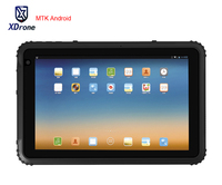 Kcosit KT88 IP67 Industrial Waterproof Shockproof 8 Tablet PC Slim NFC MTK8783 Octa Core Android 7