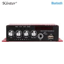 Kinter MA-130 Audio Amplifier 2.0 channel 20W Hi-fi Stereo sound with MP3 USB TF