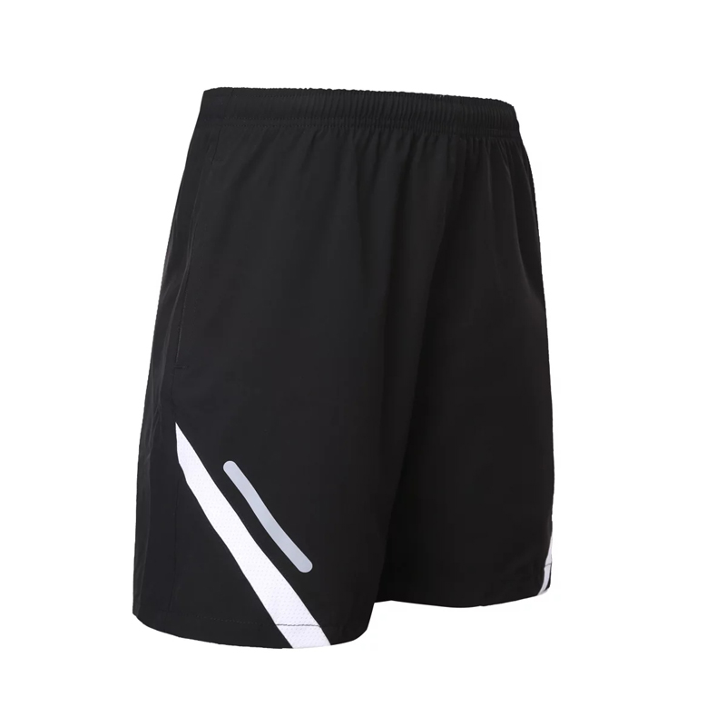 New Summer Men Ultra Light Mens Running Shorts for women Sports Shorts With Pocket Gym Running Fitness Shorts Reflective Stripe
