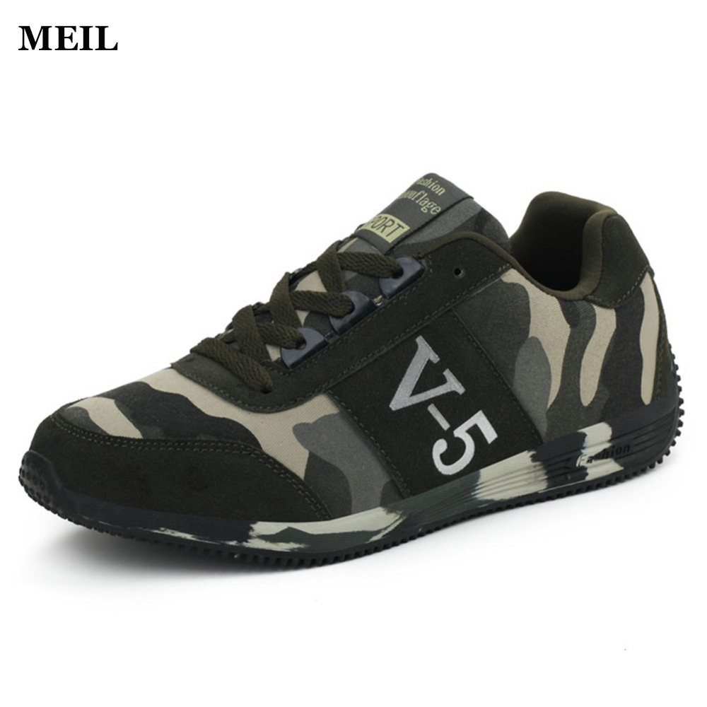 2017 Hot Men New Fashion Shoes 35-44 Män Camouflage Suede Flats Män Skor Mjuka Vår Student Skor Lovers Unisex Shoes