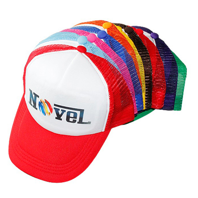 Colorful Polyester Mesh Cap ca-1 33