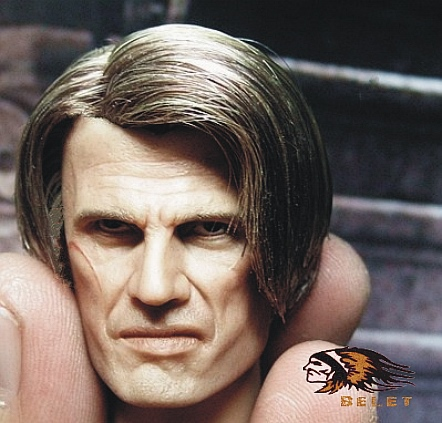 1/6 scale figure doll head shape for 12 action figure doll accessories The Expendables Dolph Lundgren male Head carved 1 6 scale figure doll head shape for 12 action figure doll accessories iron man 2 whiplash mickey rourke male head carved