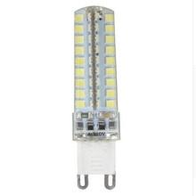 50 cái Mini G9 DẪN Đèn 10 Wát Dimmable AC220V/110 V 2835 SMD 72LED Đèn Chùm Corn Light Bulb Trắng ấm/Trắng Miễn Phí Vận Chuyển