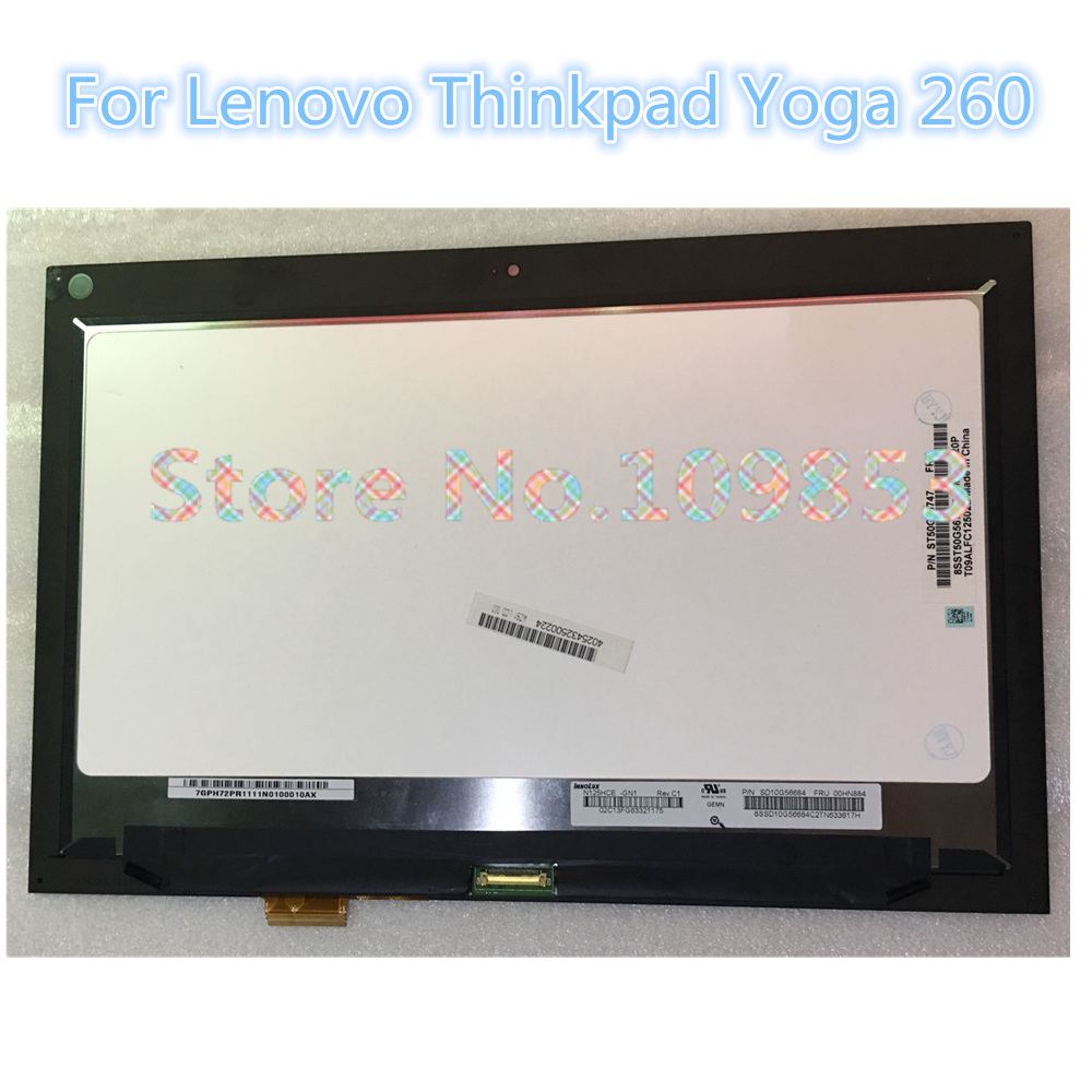 New 01YN072 DC02C00BZ10 For Lenovo ThinkPad X280 FHD LCD Lvds Cable SC10L66845