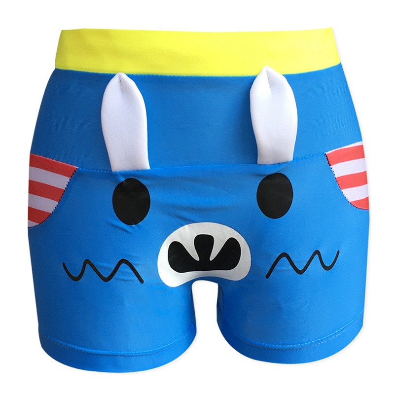 Плавки для мальчиков с завязками; водонепроницаемые быстросохнущие Короткие штаны; пляжная одежда; купальный костюм