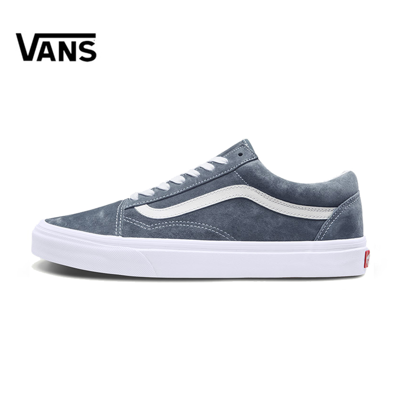 Original New Arrival Vans Mens & Womens Classic Old Skool Low-top Skateboarding Shoes Sneakers Canvas Sport Outdoor VN0A38G1U5J original new arrival van classic unisex skateboarding shoes old skool sport outdoor canvas comfortable sneakers vn000d3hw00
