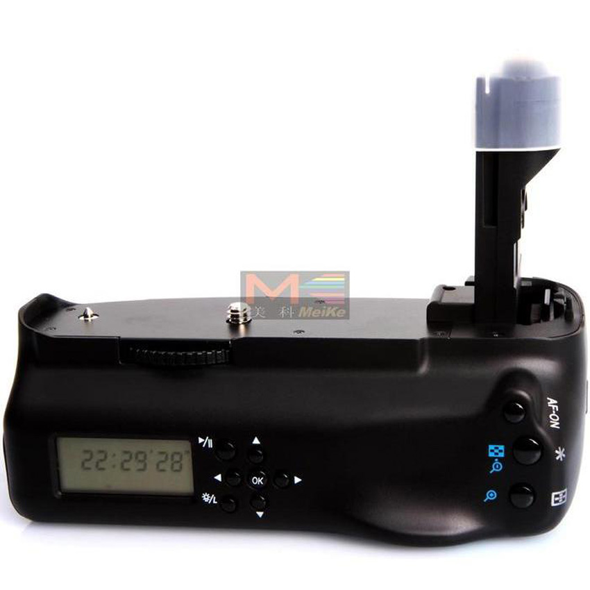 MeiKe MK-7DL MK-7DL LCD Battery Grip for Canon EOS 7D