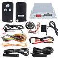 Kit PKE alarme de carro com motor de arranque remoto e pressione o botão start stop, janela auto perto, entrada keyless passiva 433.92 MHZ