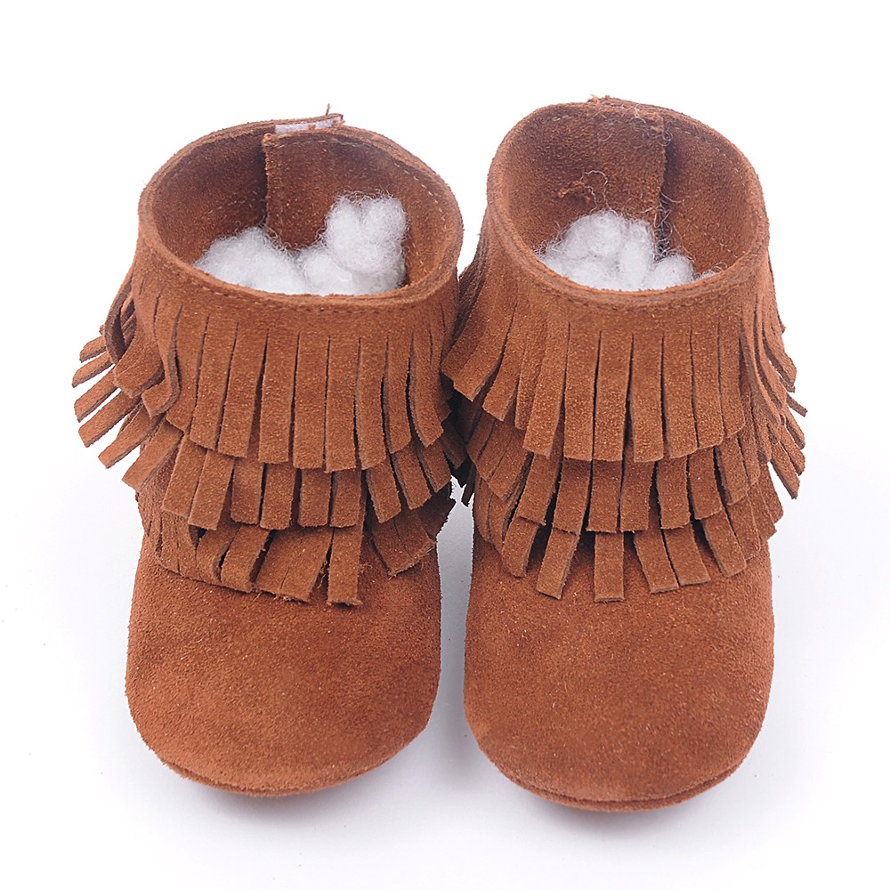 Online Get Cheap Fringe Moccasin Boots Toddler -Aliexpress.com ...