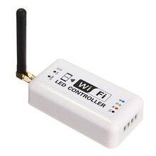 RGB светодиодный мобильного телефона дистанционный пульт Wi-Fi Управление;