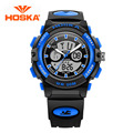 HOSKA Male And Female Students Wwatch Electronic Watch Waterproof Outdoor Sports Watches Multifunction Running