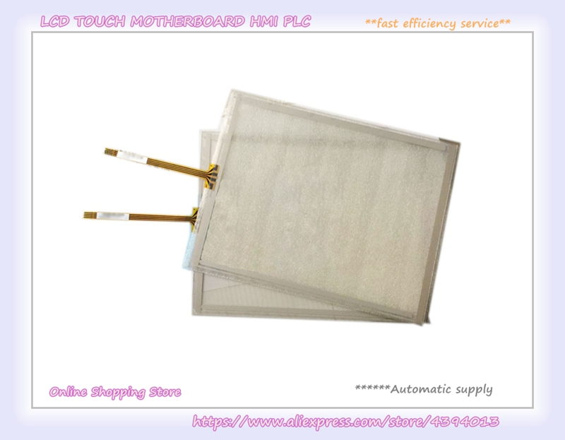 New 5.7 inch AMT9532 91-09532-00A AMT4 line touch screen glassNew 5.7 inch AMT9532 91-09532-00A AMT4 line touch screen glass