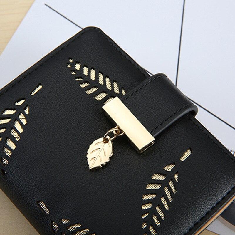Perse Courte Luxe pu Dame Femelle noir Bourse Ciel marron Designer Marque De bleu Petit Célèbre Portefeuille Femmes Carteras Pink Portomonee tnT7zqx