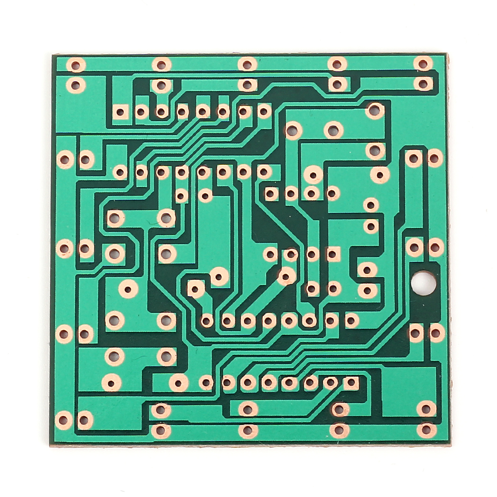 Ne555 74hc595 16bit 16 Channel Light Water Flowing Lights Led Module Circuit Series Runing Kit Running Diy Kits Welding Practice Board In Integrated Circuits From