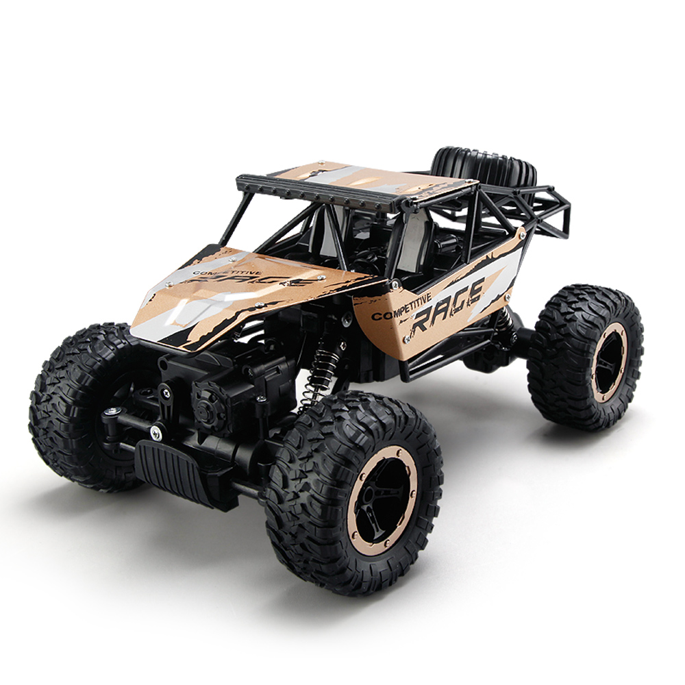 JJRC Q15 RC Car 4WD Remote Cars 4x4 Driving Car Double Motor Drive Bigfoot Car Remote Control Model Off-Road Toy