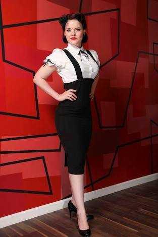 35- women vintage 50s high waist wiggle pencil brace skirt plus size pinup  saia office 5ec7903dc8a0
