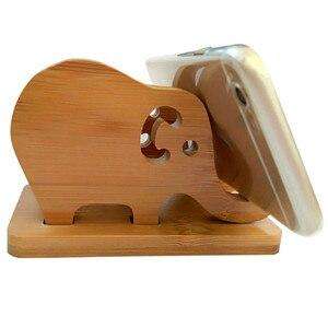 Universal Wooden Stand Desktop