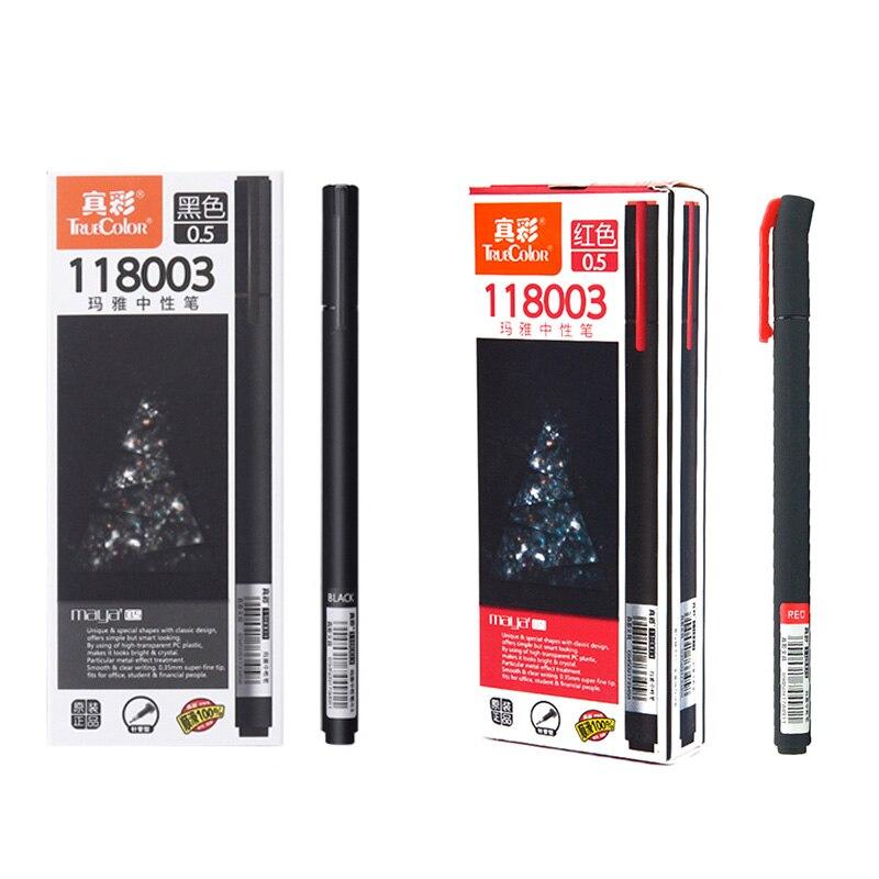 Truecolor Maya neutral pen student writing pen black 0.5mm maya 35351wht 974502