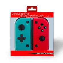 Bluetooth Wireless Pro Game Controller Gamepad Joypad for Nintendo Switch Console Gamepad Controller Joystick For Nintendo Games