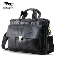 CROSS OX Genuine Leather Bag Casual Men Handbags Cowhide Men Crossbody Bag Men S Travel Bags